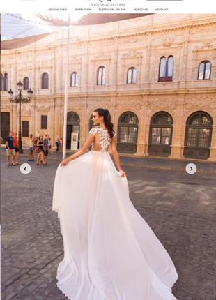 Весільна сукня від crystal design-arrian (свадебное платье) реальному покупцю - знижка!