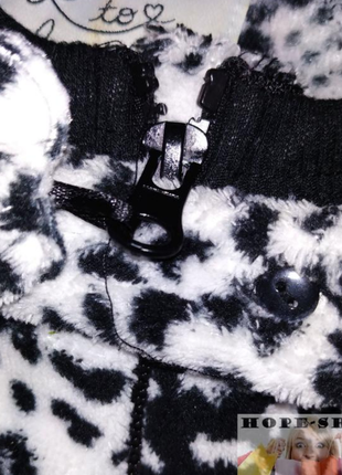 Кигуруми,слип пижама,футужама ,спальный комбинезон леоардовый 42/504 фото