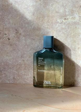 Духи zara seoul summer/чоловічі парфуми /мужской парфюм
