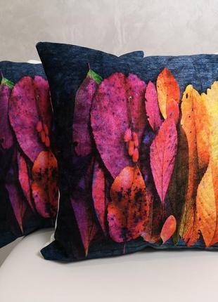 Декоративные подушки 3д рисунок