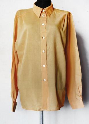 Шерстяная рубашка sergio di laurenti швейцария 100% шерсть винтаж