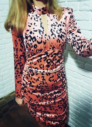 Платье pink panther