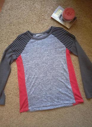 Скидка до1сентября!стильный свитеров-кофта реглан от atmosphere