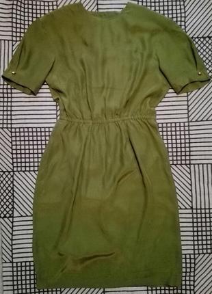 Фирменное платье.