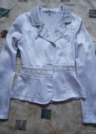 Пиджак блейзер жакет