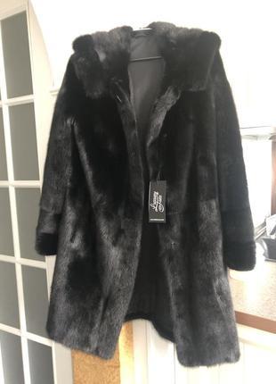 Норковая шуба luxury furs