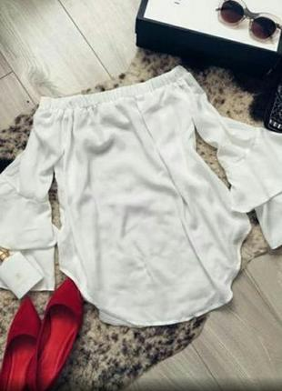 Блуза-разлетайка