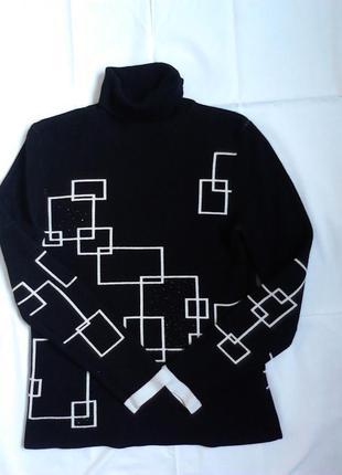 Поделиться:  свитер, французский трикотаж yuka
