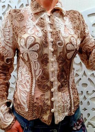 Дизайнерская блуза от люкс бренда phase eight  блузка эксклюзив