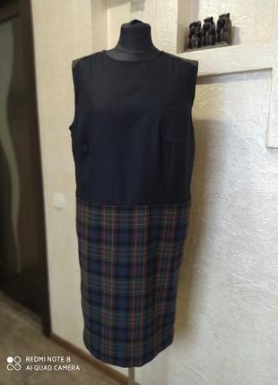 Платье шерсть bogner