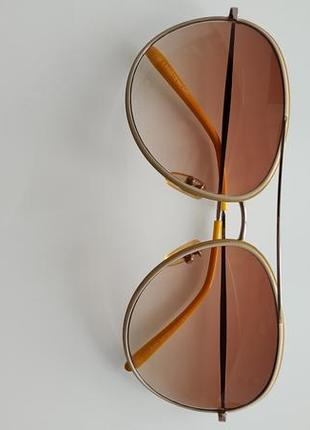 Стильные очки авиаторы