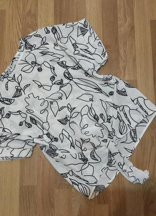 Блуза интересная shein