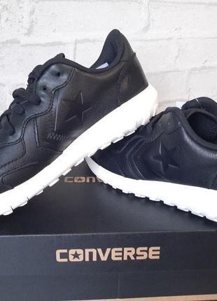 Кожаные кроссовки converse thunderbolt ultra, оригинал из сша