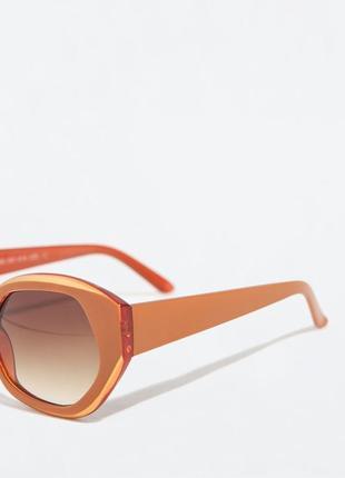 Женские солнцезащитные очки zara оригинал3 фото