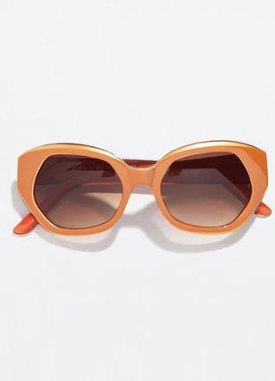 Женские солнцезащитные очки zara оригинал2 фото