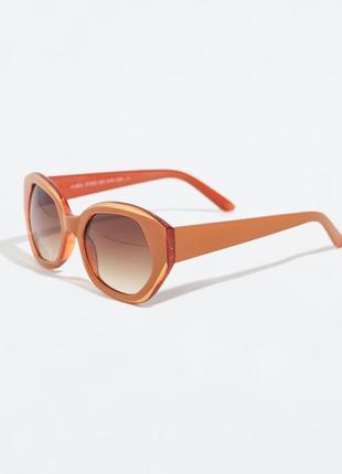 Женские солнцезащитные очки zara оригинал4 фото
