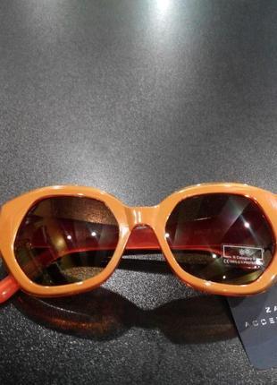 Женские солнцезащитные очки zara оригинал8 фото
