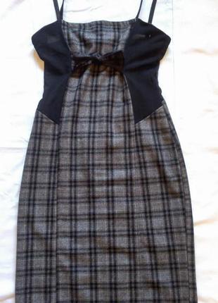 Платье с болеро. черное платье