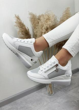 Сникерсы женские кроссовки