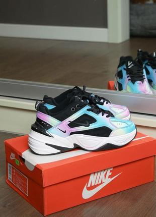 Nike air m2k tekno женские кроссовки наложенный платёж