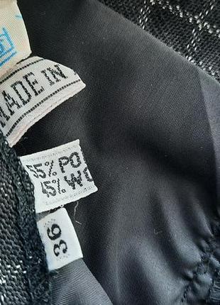 Модные брюки в клетку , штаны в клетку  шерстяные штаны в клетку8 фото