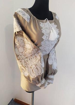 Сорочка вишита, блуза (вишиванка)