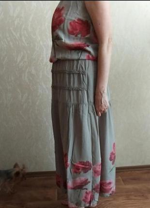 Шикарный летний итальянский костюм