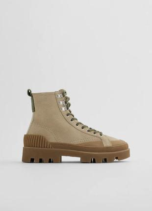 Ботинки zara в наличии