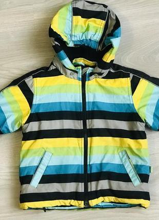 Курточка весняна на хлопчика