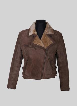 Куртка дубленка