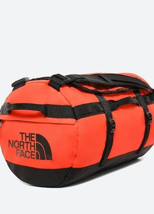 Оригінальна сумка the north face base camp duffel - s (nf0a3etosh9)