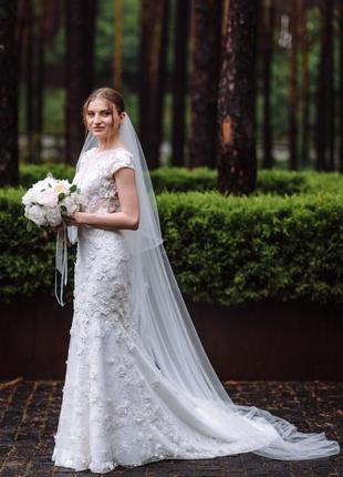 Свадебное платье millanova2 фото