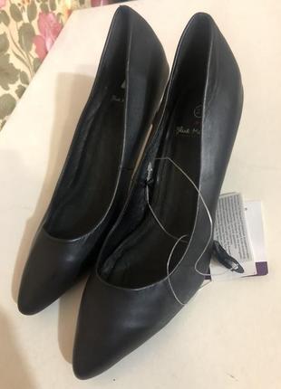 Фирменные туфли-лодочки blue motion