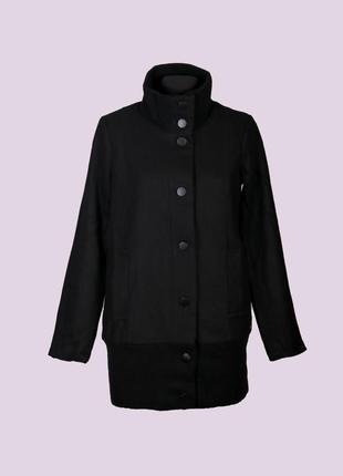 Пальто 54%шерсть