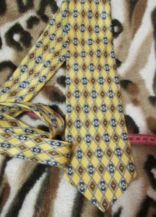 Эксклюзивный шелковый галстук