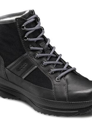 Ботинки ессо новые утепленные шерстью с мембраной от промокания вся обувь
