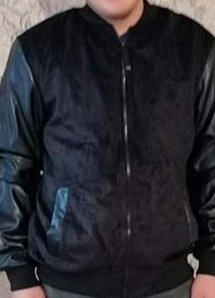 Куртка качество шикарное для стильного мужчины- m l xl