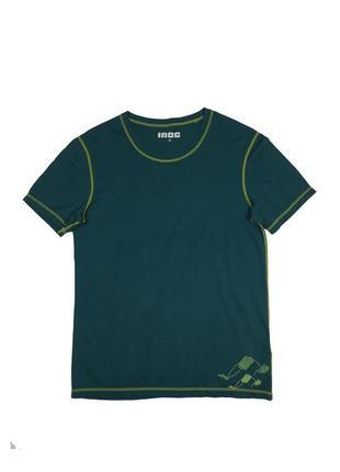 Мужская шерстяная футболка inoc - m