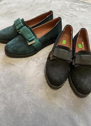 Новенькі туфлі