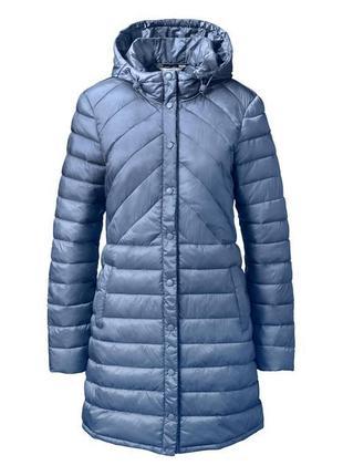 Стеганая длинная куртка.tcm чибо.германия.на выбор. tcm tchibo2 фото