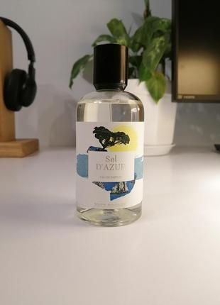 Yves rocher sel d'azur парфюмерная вода 100мл