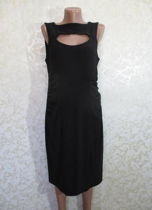 Вечернее платье с вырезом на груди/с драпировкой/стрейчевое/беременным