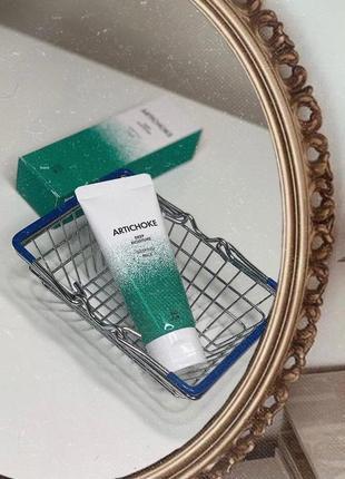 🥦ночная увлажняющая маска с артишоком j:on artichoke deep moisture sleeping pack, 50гр