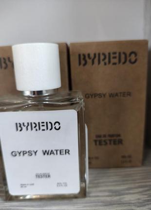 Парфюмированная вода тестер byredo