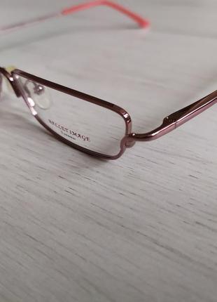 Стильная женская оправа очки окуляри пенсне ballet image