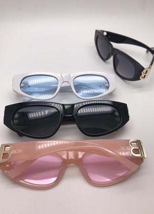 Очки balenciaga,солнцезащитные очки,очки женские,очки унисекс,очки