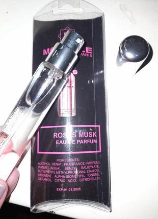 Тестер 20мл/roses musk 💗акция 3+1 в подарок 🎁
