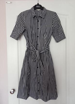 Платье-рубашка ostin