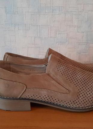Мужские туфли весенне-осенние