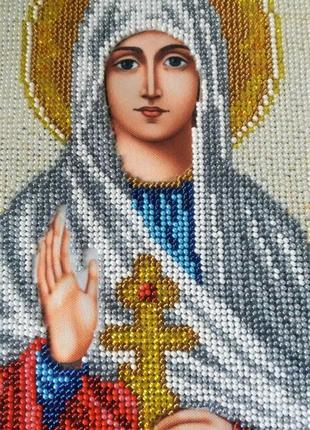 Именная икона святая мученица евгения.